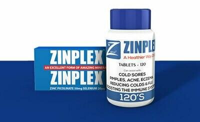 Zinplex syrup/tablets