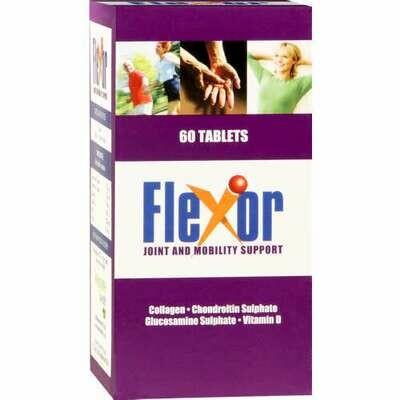 Flexor tablets 60's