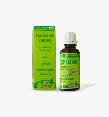 Promune drops/capsules