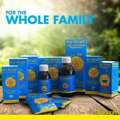 Bio-Strath syrup/tablets