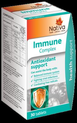 Nativa Immune Complex tablets 30's