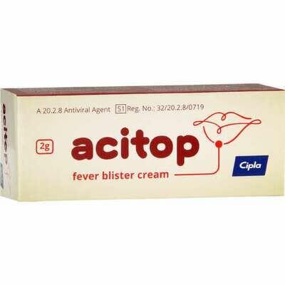 Acitop cream 2g