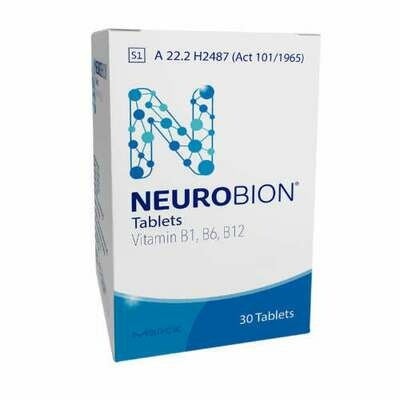 Neurobion tablets 30's