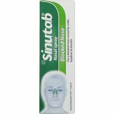 Sinutab nasal spray 10ml