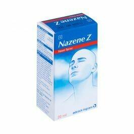 Nazene nasal spray 20ml