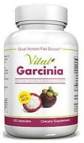 Vital Garcinia Cambogia capsules 60's