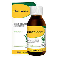 Tibb Chest-Eeze syrup 100ml