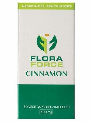 Floraforce Cinnamon vegetablets 60's