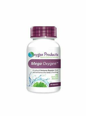 Mega Super Oxygen capsules (90)