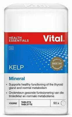 Vital Kelp tablets (100)