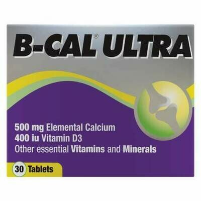 B-Cal-Ultra swallow tablets 30s