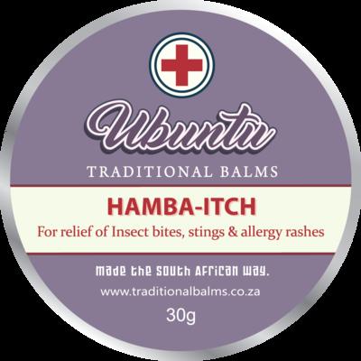Ubuntu Hamba Itch cream 30g