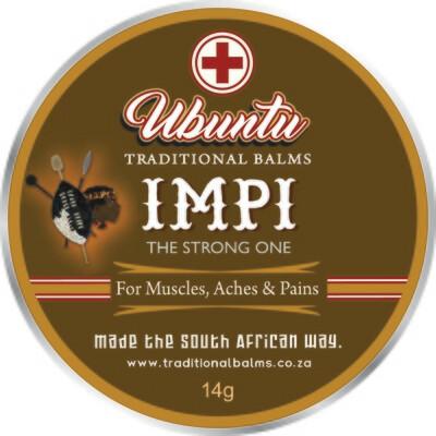 Ubuntu Impi Balm 14g