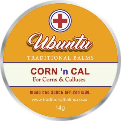 Ubuntu Corn & Cal balm 14g
