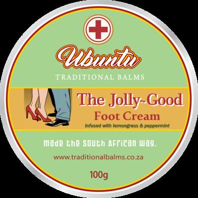 Jolly-Good Jika-Majika Foot cream 100g