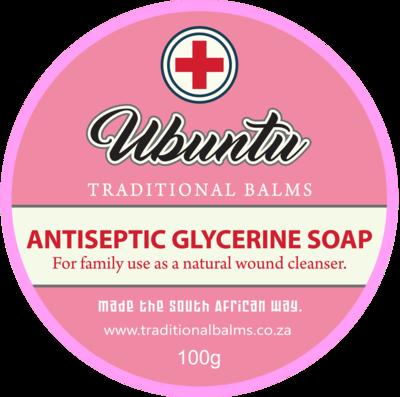 Ubuntu Antiseptic soap 100g
