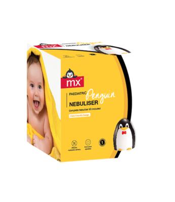 MX Paediatric Penguin Nebuliser
