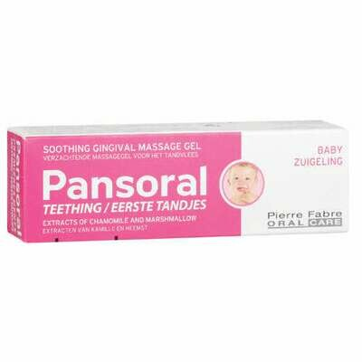 Pansoral teething gel 10g
