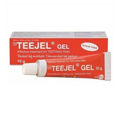 Teejel sugar free Teething gel