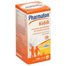 Pharmaton Kiddy Syrup