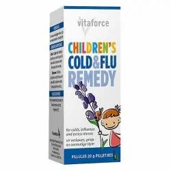 Vitaforce Children's Cold & Flu remedy 20g