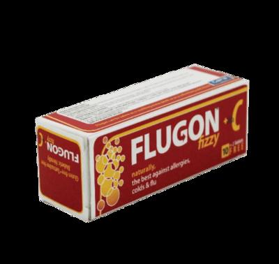 Flugon- C Fizzy Adult effervescents 10's
