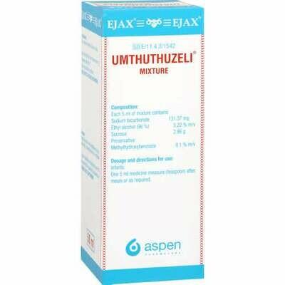 Ejax Umthuthuzeli Mixture
