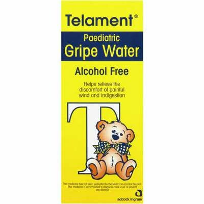 Telament Gripe Water Alcohol Free