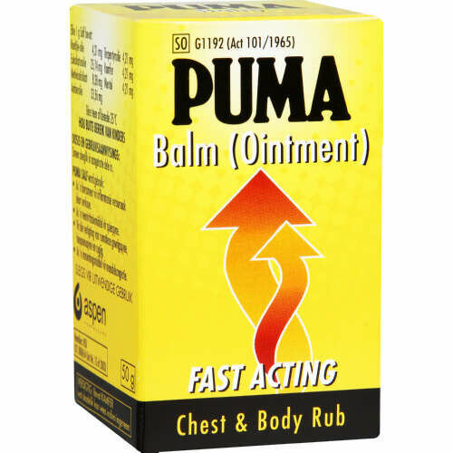 Puma Balm 50g