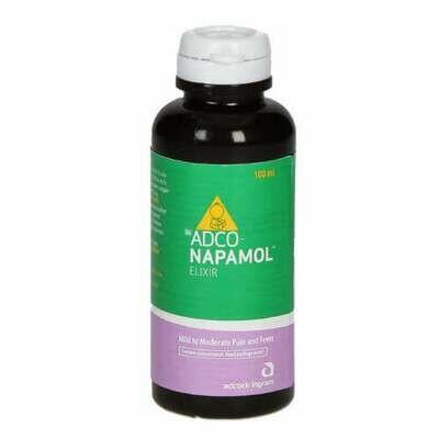 Adco-Napamol Elixer 100ml