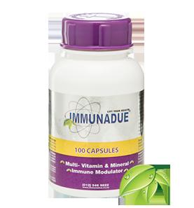 Immunadue capsules 100's