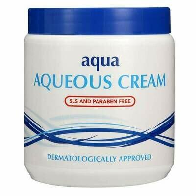 Aqua Aqueous cream 500g