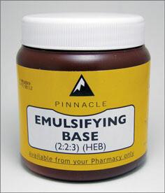 Emulsifying Base (HEB)(2.2.3)(Pinnacle) 500g