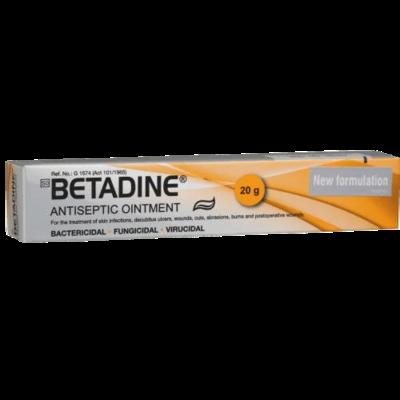 Betadine Antiseptic cream/ointment