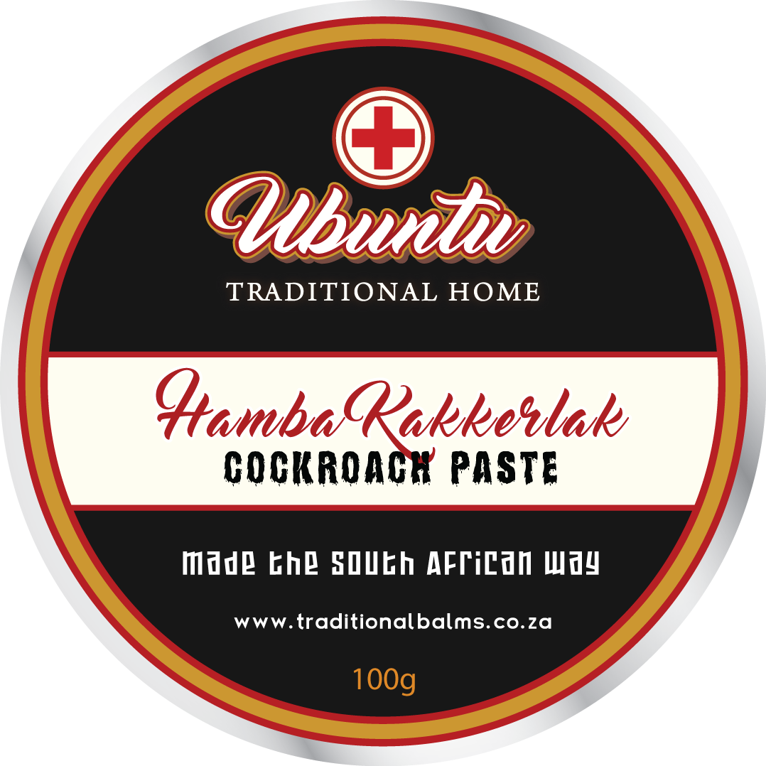 Cockroach Paste (Hamba Kakkerlak) 100g