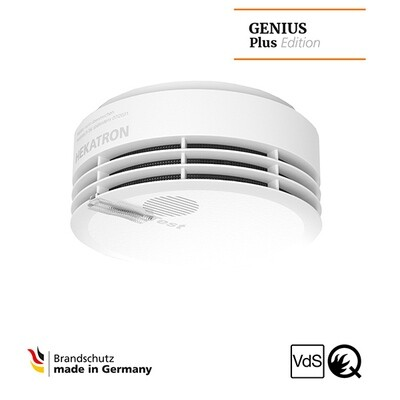 Hekatron Genius Plus Rauchwarnmelder 130000