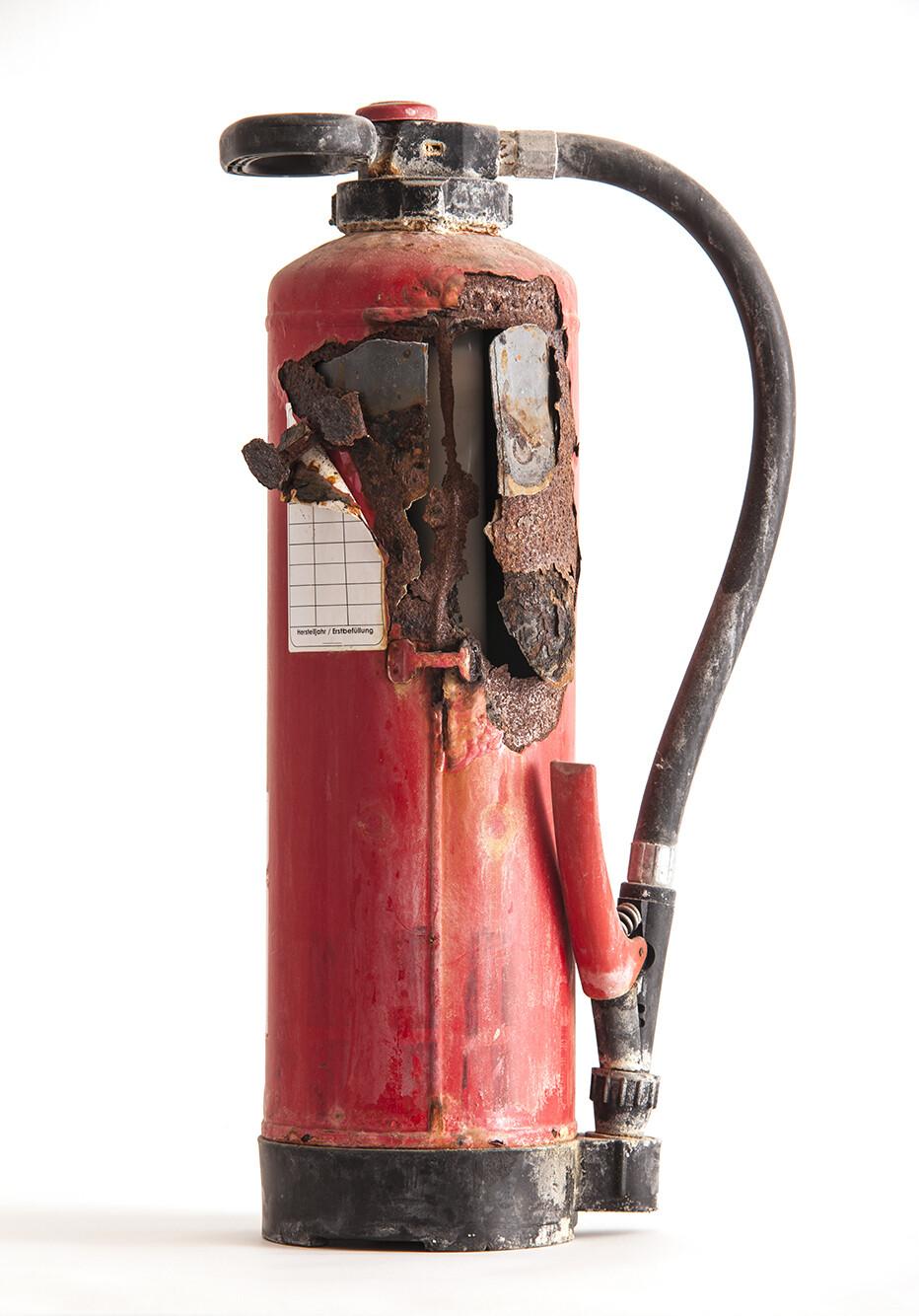 Feuerlöscher Entsorgung