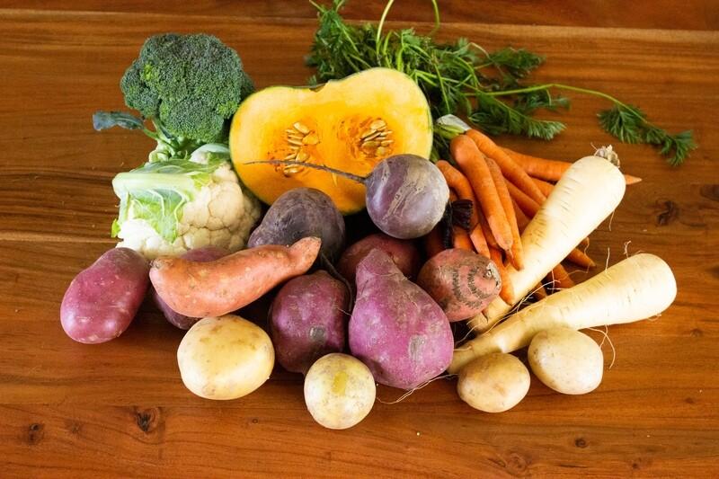 Roast Vege Box