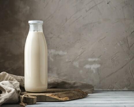 A2 Glass Bottle Milk 1Litre