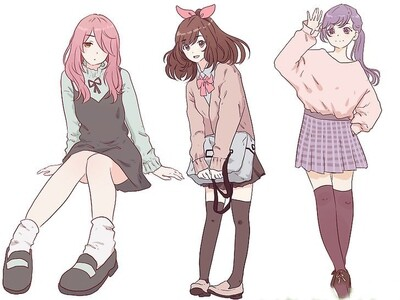Manga Cartoon Drawing for serious beginners II (75 mins x 6 classes)