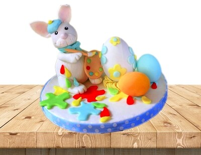 Easter Clay Art