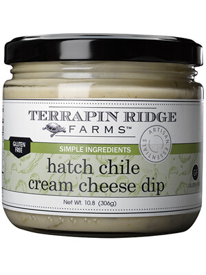 Hatch Chile Cream Cheese Dip