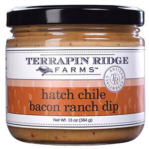 Hatch Chili Bacon Ranch Dip