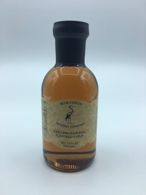 Cinnamon Roll Syrup