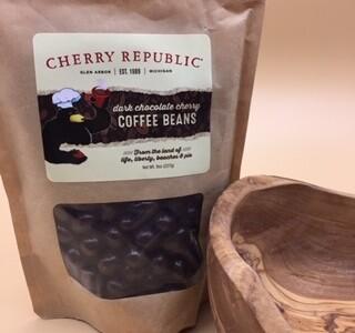 Dark Chocolate Cherry Coffee Beans