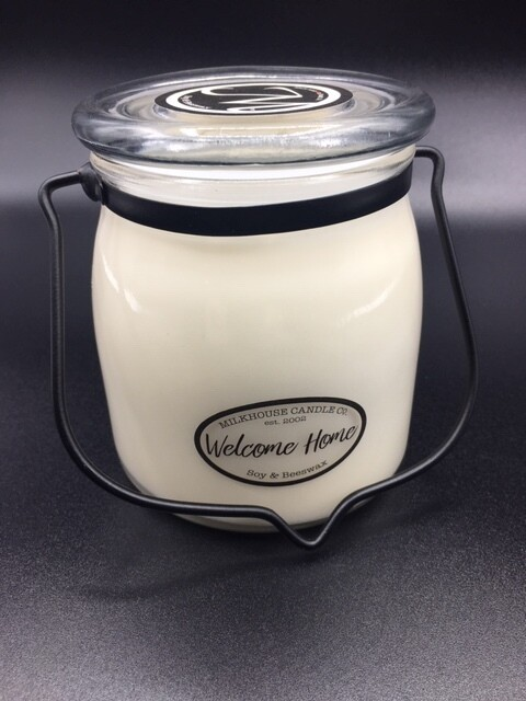 Butter Jar Welcome Home 16oz