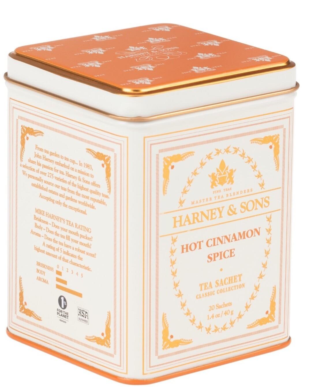 Classic Hot Cinnamon Spice
