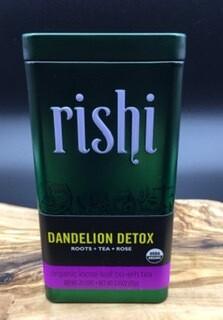 Dandelion Detox Rishi