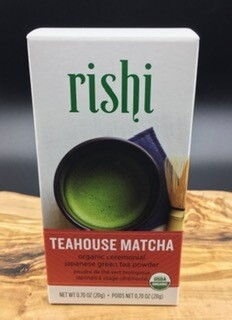 Teahouse Matcha