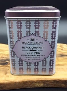 Black Currant Tea Ice Tea